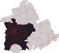 Poland Economic Activity Map