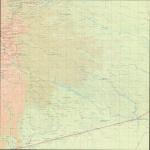 Bragança District Map, Portugal