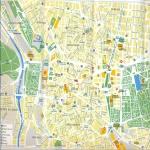 Mapa Politico Pequeña Escala de Camboya