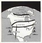 River Basins Map, Mexico