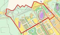 Amistad National Recreation Area Park Map, Texas, United States