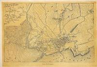 Map of the siege of Tarragona 1811