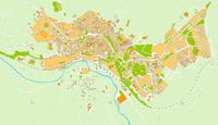 Mapa de Teruel