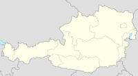 Blank map of Austria