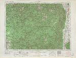 Mapa de Ubicación de Xochimilco, Mexico D.F.