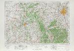 Mapa de Relieve Sombreado de Ruanda y Burundi