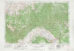 Mapa de Población y Deforestación, Costa Rica