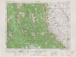 Mammoth Cave National Park Map, Kentucky, United States