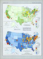 Mapa de Ubicación del Parque Sitio Histórico Nacional Harry S. Truman, Missouri, Estados Unidos
