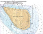 Navassa Island Nautical Chart