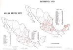River Basins Map, Mexico