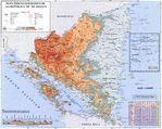 Nicaragua Geophysical Map