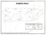 Mapa de Minerales de Puerto Rico
