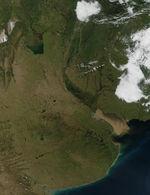 Mapa Blanco y Negro de Maryland, Estados Unidos