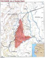 Mapa de Producción diaria de basura en Quito 1995