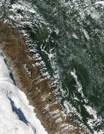 Incendios en Perú