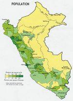 Mapa Politico de Nicaragua