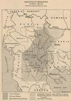 Macedonia Dialects Map 1914