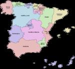 Monastir Governorate Map, Tunisia