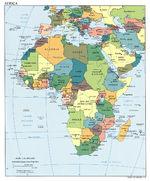 Mapa geológico de América del Sur