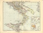 Reference Map of Ancient Southern Italy