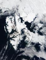 Svalbard, Océano Ártico