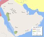 Las guerras de Ridda 632