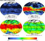Efectos mundiales del Monte Pinatubo