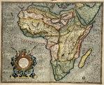 África en 1595