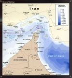Estrecho de Ormuz 2004