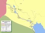 Iraq conquered by Khalid ibn Walid 633