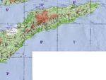 Timor Eastern and Central Area Navigation Chart