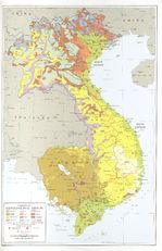 Mapa de la Bahía de Santander 1997