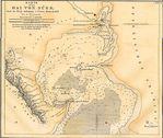 Mumbai (Bombay) City Map, India 1909