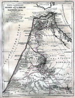 Mapa de Marruecos 1861 - 1864