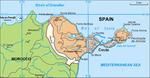 Mapa de Ceuta 2010