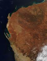 Costa oeste de Australia