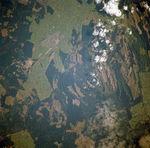 Campo geotérmico cerca de Rotorua, Nueva Zelanda