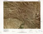 Mapa Fronterizo de México-Estados Unidos, Green River 1982