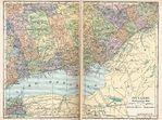 Southeastern Ontario, Canada 1921