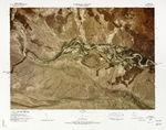 Mapa de la Isla San Miguel, Parque Nacional Channel Islands, California, Estados Unidos