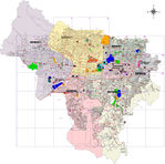 Mapa de San Salvador, El Salvador