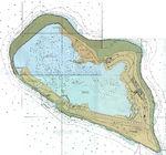 Carta Náutica de la Isla Wake