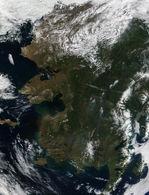 Mapa de Relieve Sombreado de Vietnam