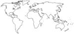Mapa del Crecimiento del Poder de los Francos, Europa 481 - 814