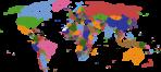 Mapa de la Región del Norte del Mar Caspio
