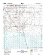 Ponchatoula, Topographic Map Prototype, Louisiana, United States, September 12, 2005