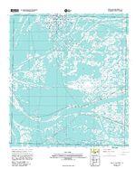 Mapa Topográfico de la Región de Isfahán 1942