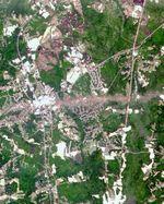 Nuevo satélite de la NASA zoomiando en la faja de un tornado