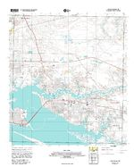 Mapa de los Parques de Washington D.Circa, Estados Unidos